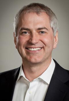 Dr. Ian Tomlinson, Senior Vice President of Biopharm R&D and Worldwide Business Development at GSK