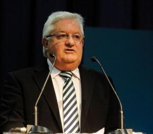 Stephen McMahon, Interim CEO, IAPO