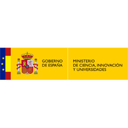 Ministry of Science, Innovation and Universities Spain