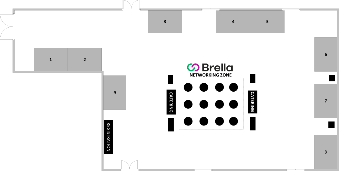 Exhibition Floorplan