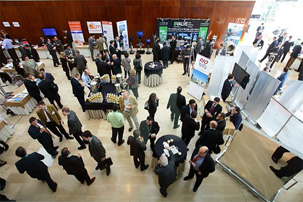 Showcase your products and services in CSP's most renown Exhibition