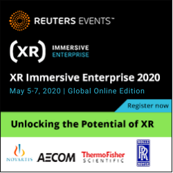 XR Immersive Enterprise 2020 - May 5-7, 2020