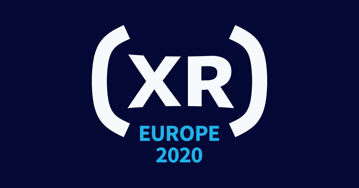 VRX Conference & Expo // VRX Conference & Expo // April 10-11, 2019