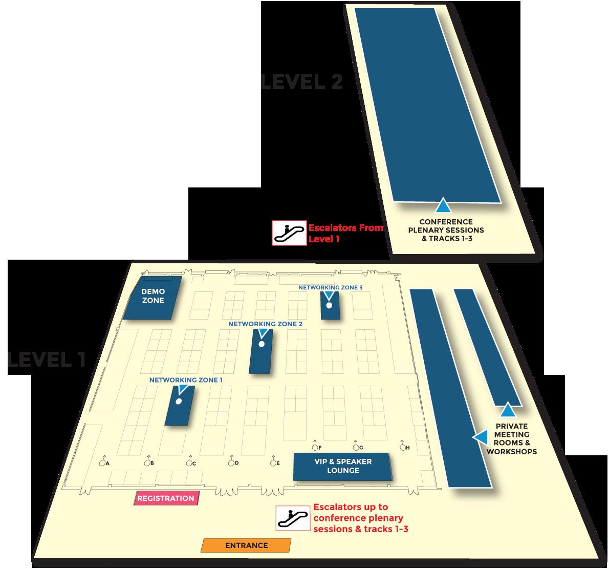 Exhibition Floorplan