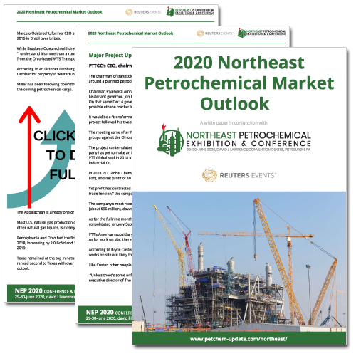2020 Northeast Petrochemical Market Outlook