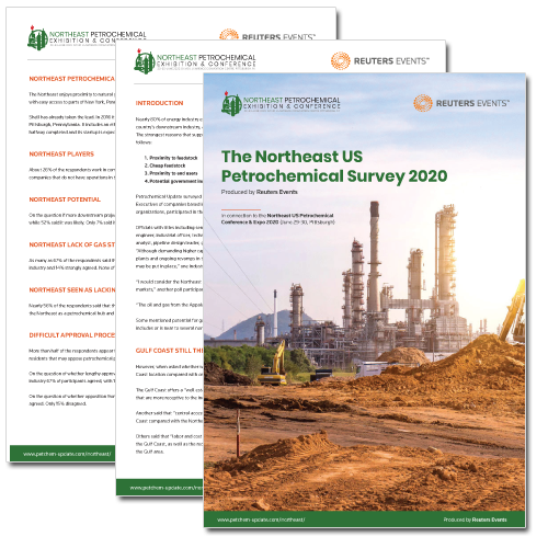 The Northeast Petrochemical Survey 2020