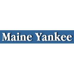 Maine Yankee Atomic Plant