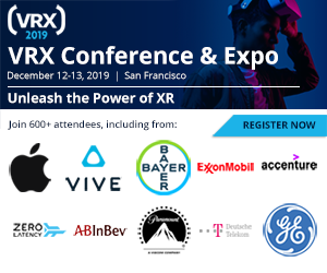 VRX Conference & Expo - December 12-13, 2019