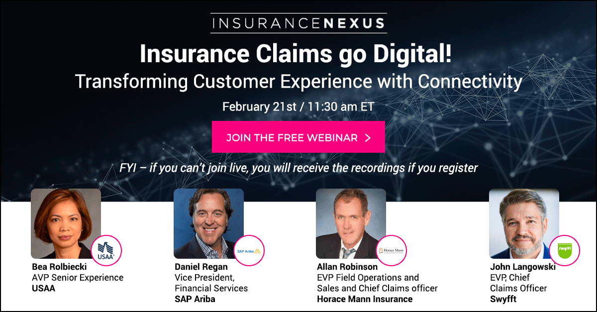 Transforming Insurance Customer Experience Using Connected
